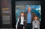 Me, my sister and Paul Nicklen